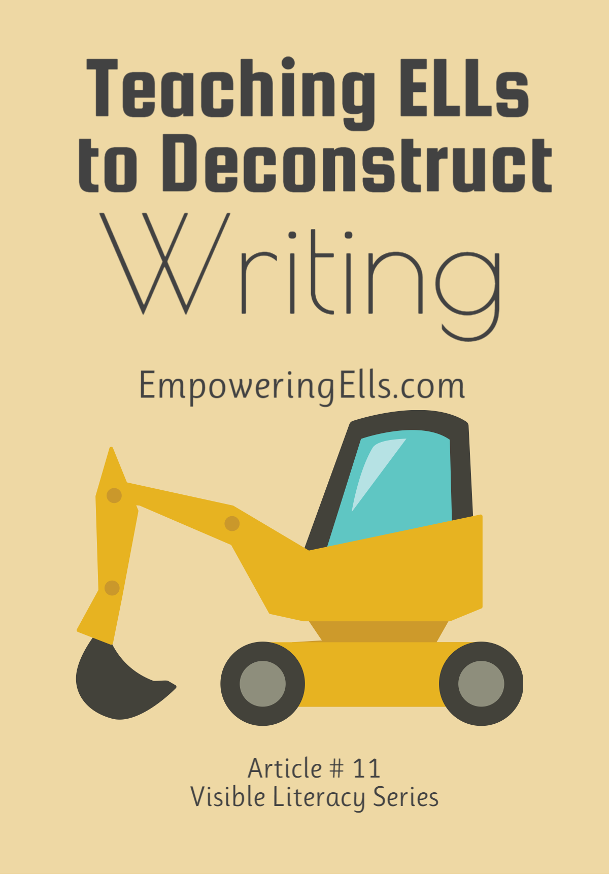 deconstruct essay As of march 2016, the sat essay requires students to closely examine an argument essay, noting the effectiveness of an author's use of specific rhetorical devices in.
